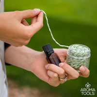 Insect-Repelling String