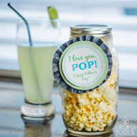 Popcorn with Essential Oils